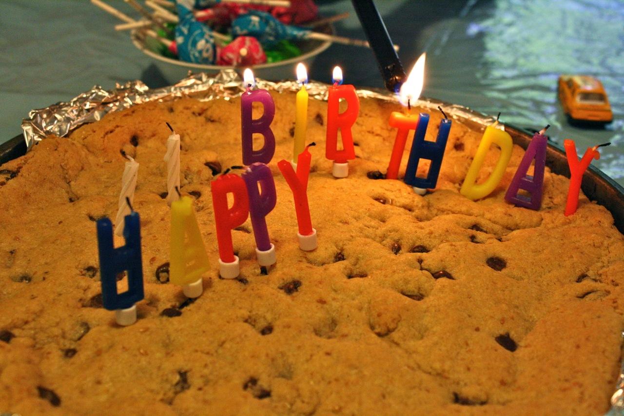Tricia S Allergy Friendly Homemade Birthday Cakes