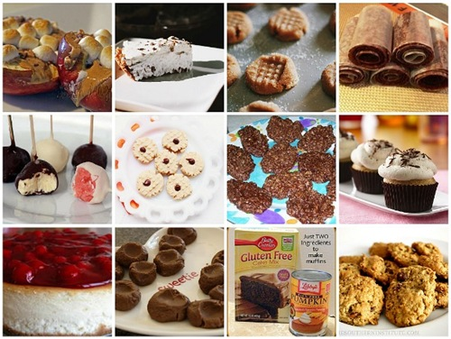 gluten free deserts thumb 10 Simple No Bake Allergy Friendly Recipes