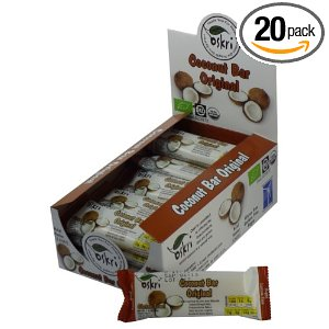 oskri coconut gluten free bars amazon deal Amazon Deal: Oskri Coconut Gluten Free Bars only $0.85 each!